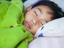 Kids and sleep