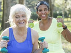 Healthy bones will help you stay fit and independent for life!
